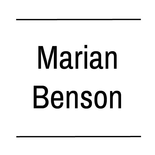 Marian Benson