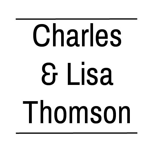 Charles & Lisa Thomson