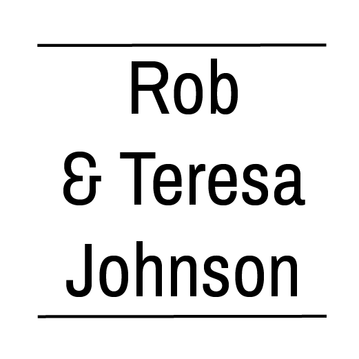 Rob & Teresa Johnson