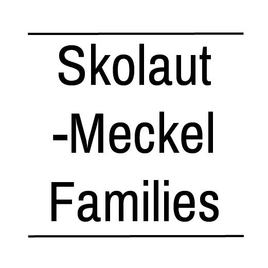 Skolaut-Meckel Families
